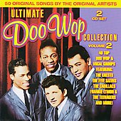 Various Artists: Ultimate Doo Wop Collection, Vol. 2 [Collectables]