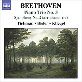 Beethoven: Piano Trios Vol 3 / Xyrion Trio