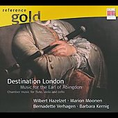 Destination London - Stamitz, J.C. Bach, Abel, Haydn, etc / Hazelzet, Moonen, Verhagen, Kernig, et al
