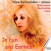 In Fun & Earnest - Nina Kavtaradze