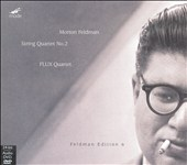 Morton Feldman: String Quartet No. 2 [DVD Audio]