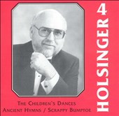 Symphonic Wind Music of David R. Holsinger, Vol. 4