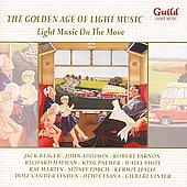 Various Artists: The Golden Age of Light Music: Light Music on the Move