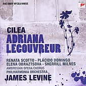 Adriana Lecouvreur (Complete)