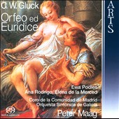 C.W. Gluck: Orfeo ed Euridice / Maag