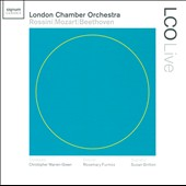 London Chamber Orchestra: Rossini, Mozart, Beethoven