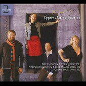 Beethoven: String Quartet in B flat major, Op. 130; Große Fuge, Op. 133