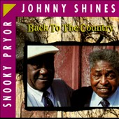 Johnny Shines: Back to the Country