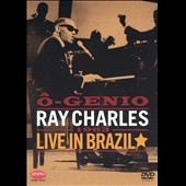 Ray Charles: O-Genio: Live in Brazil, 1963 [DVD]
