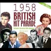 Various Artists: 1958 British Hit Parade, Pt. 2: June-December