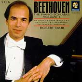 Beethoven: The Piano Sonatas Volume 1 / Robert Taub