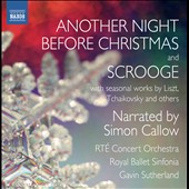 Another Night Before Christmas and Scrooge, narrated by Simon Callow
