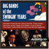 Various Artists: Big Bands of the Swingin' Years [2011]