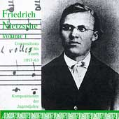 The Music of Friedrich Nietzsche - Volume I / Peter Schubert