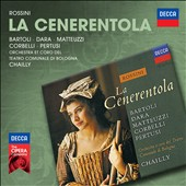 Rossini: La Cenerentola / Bartoli, Matteuzzi, Dara, Corbelli, Pertusi
