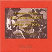 Vivaldi: The Four Seasons / Theo Bleckman, Uri Caine, Aitor Hevia, Forma Antiqva
