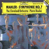 Mahler: Symphonie no 7 / Boulez, Cleveland Orchestra