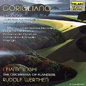 Corigliano: Creations, To Music, etc / Werthen, I Fiamminghi