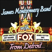 James Montgomery Band (Harmonica): From Detroit...to the Delta [Digipak]