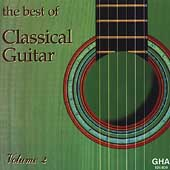 The Best of Classical Guitar Vol 2 / Russel, Aussel, et al