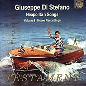 Giuseppe di Stefano - Neapolitan Songs Vol 1