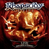 Rhapsody of Fire: Live: From Chaos To Eternity [Digipak]