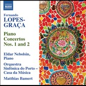 Fernando Lopes-Graca (1906-1994): Piano Concertos Nos. 1 & 2 / Eldar Nebolsin, piano