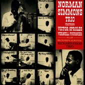Richard Evans Trio/Norman Simmons Trio/Norman Simmons/Richard Evans (Bass): Norman Simmons Trio/Richard's Almanac