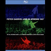 Peter Gabriel: Live in Athens 1987 and Play [BR/DVD]