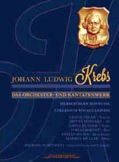 Johann Ludwig Krebs: Orchestral Works and Cantatas [4 CDs]