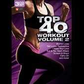 Various Artists: Top 40 Workout, Vol. 2 [Power] [Digipak]