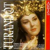 Puccini: Turandot / Oren, Dimitrova, Martinucci, et al