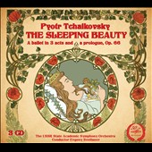 Tchaikovsky: The Sleeping Beauty, complete / Svetlanov, USSR State Academic SO