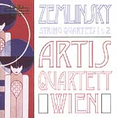 Zemlinsky: String Quartets no 1 & 2