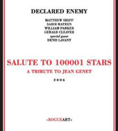 Matthew Shipp: Declared Enemy: Salute to 100001 Stars