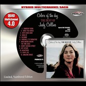 Judy Collins: Colors of the Day: The Best of Judy Collins [Slipcase]