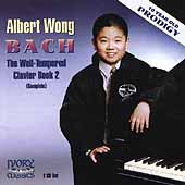 Bach: The Well-Tempered Clavier Book 2 / Albert Wong
