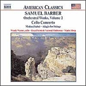 American Classics - Barber: Orchestral Works Vol 2 / Alsop