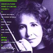 American Piano Music of Our Time Vol ll / Ursula Oppens