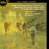 Romberg, Fuchs: Clarinet Quintets;  Stanford / King, et al