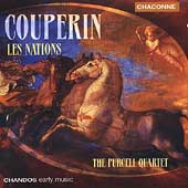 Couperin: Les Nations / Purcell Quartet