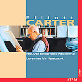 Carter / Lorraine Vaillancourt, Nouvel Ensemble Moderne