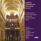 Great European Organs Vol 64 / Daniel Roth
