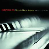 Haydn: Piano Sonatas 29, 31, 34, 35, 49 / Emanuel Ax