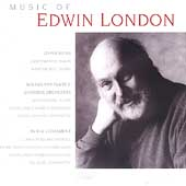 Music of Edwin London - Gypsy Heirs, etc/London, Rose, et al