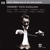 Great Conductors of the 20th Century / Herbert von Karajan