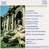 Italian Festival / Ondrej Lenard, CSR Symphony Orchestra