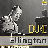 Duke Ellington: The Jazz Biography Series