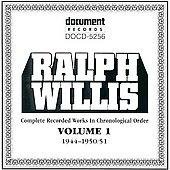 Ralph Willis: Complete Works, Vol. 1: 1944-1951