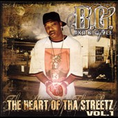 B.G. (Rap): The Heart of tha Streetz, Vol. 1 [Clean] [Edited]
